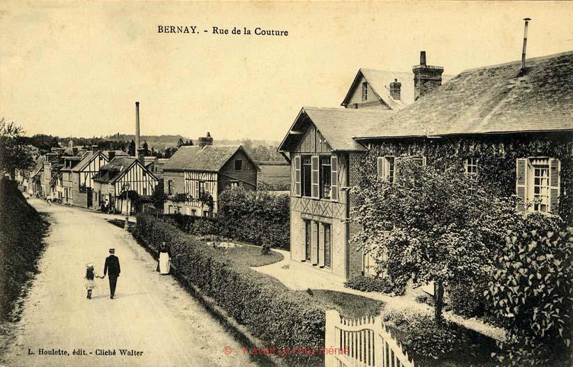 Bernay - Rue Bernard Gombert (61)