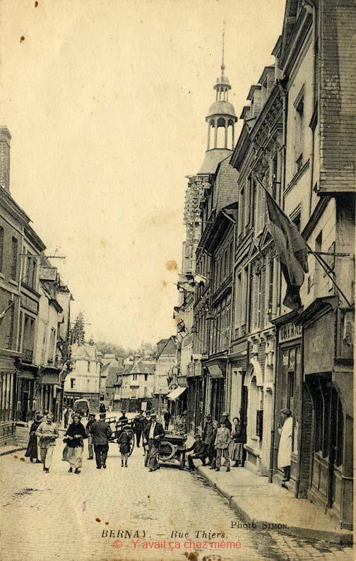 Bernay - Rue Thiers (63)