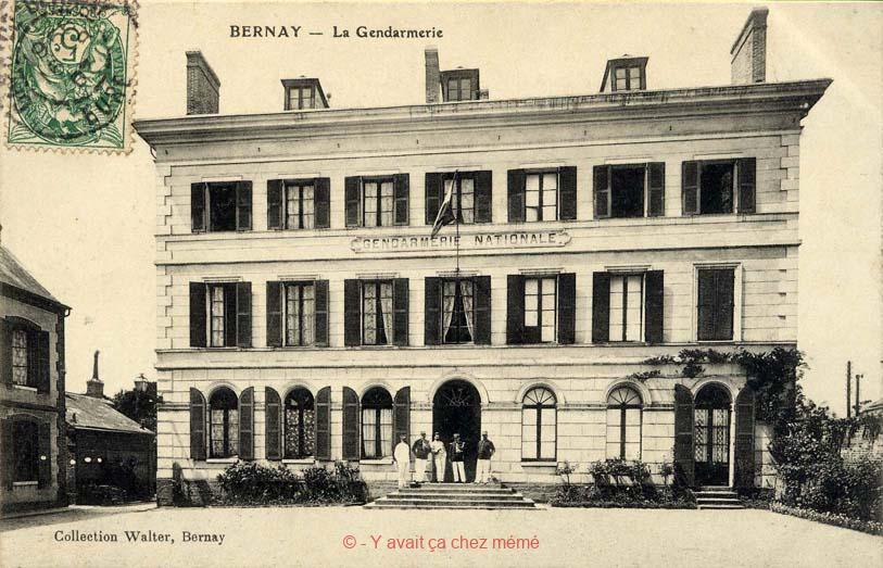 Bernay - Rue Bernard Gombert (6)