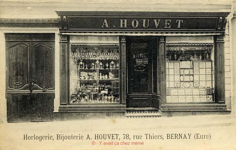 Bernay - Rue Thiers (78)
