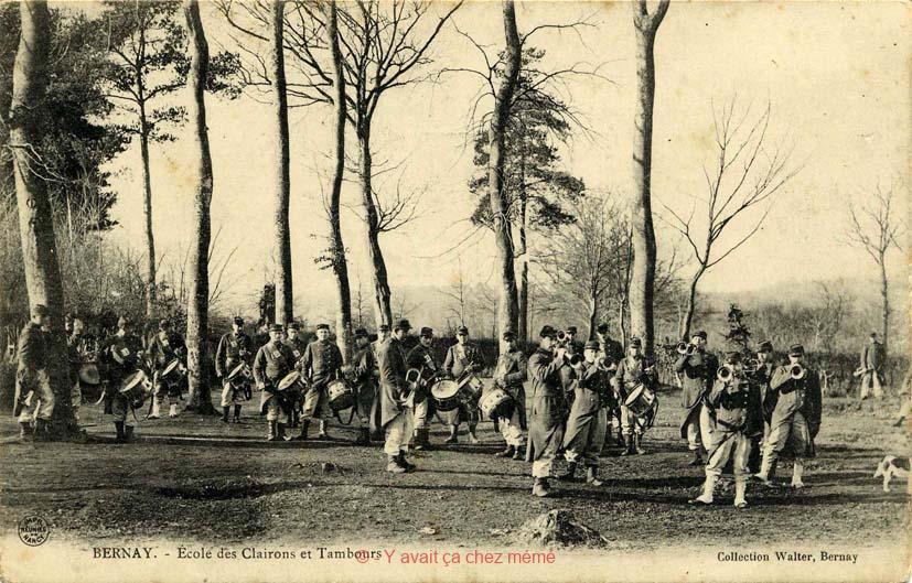 Bernay - École des Clairons et Tambours
