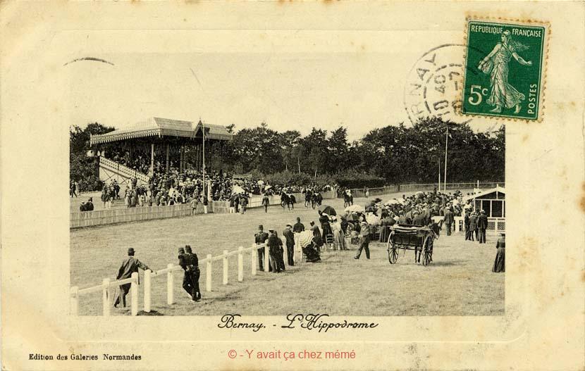 Bernay - L'hippodrome