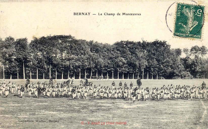 Bernay - Le Champ de Manoeuvres