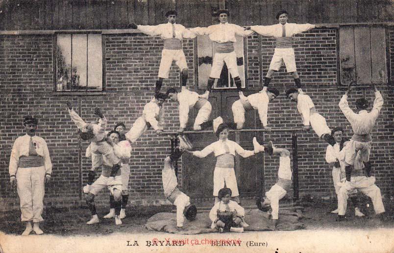 Bernay - Le Bayard