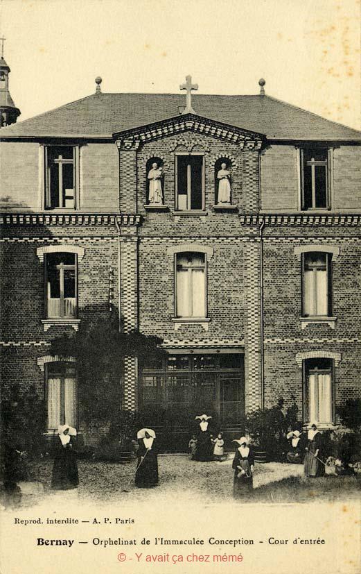 Bernay - Rue de la Charentonne (19)