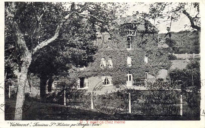 Ferrières-St-Hilaire - Valmont