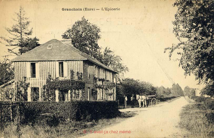 Granchain - L'épicerie