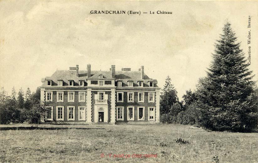 Granchain - Le château