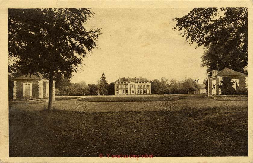 Granchain - Le parc du château