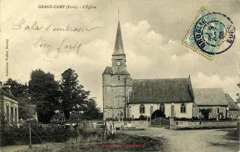 Grand-Camp - L'église