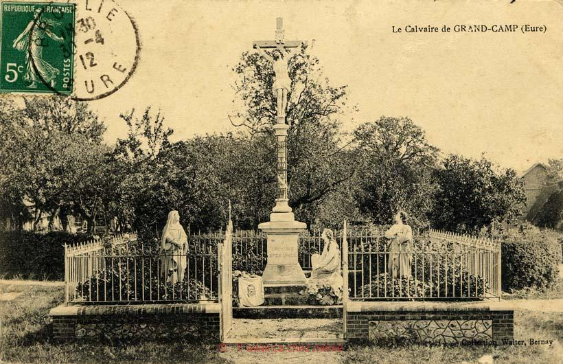 Grand-Camp - Le calvaire
