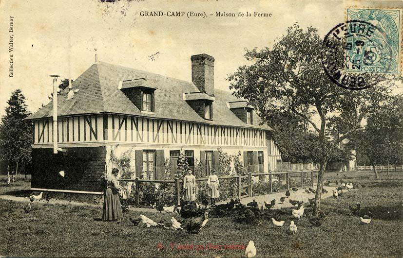 Grand-Camp - Maison de la ferme