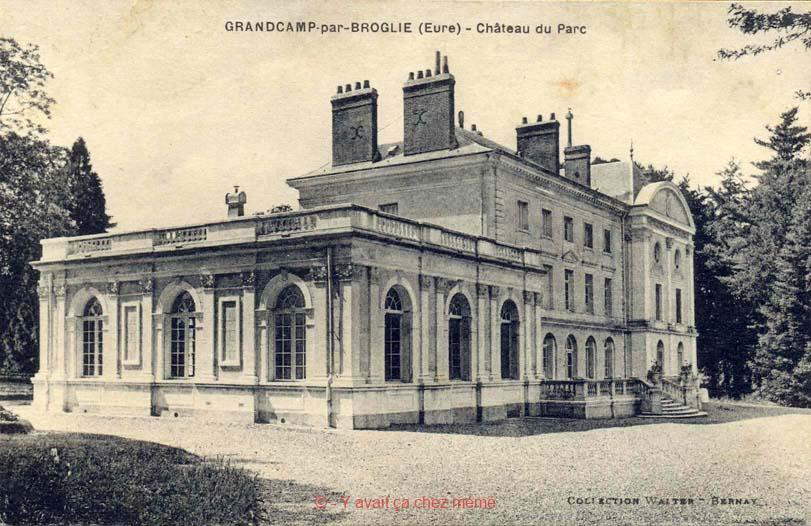 Grand-Camp - Château du Parc