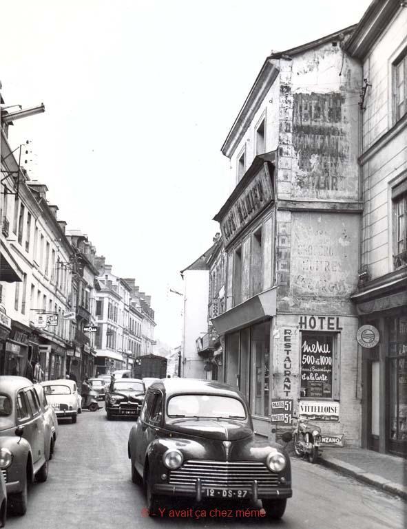 Bernay - Rue Thiers (17)