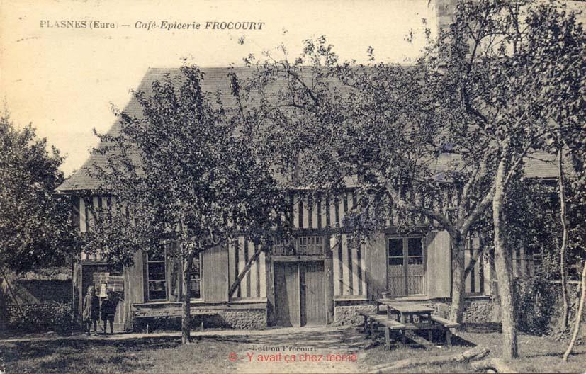 Plasnes - Café-Épicerie Frocourt
