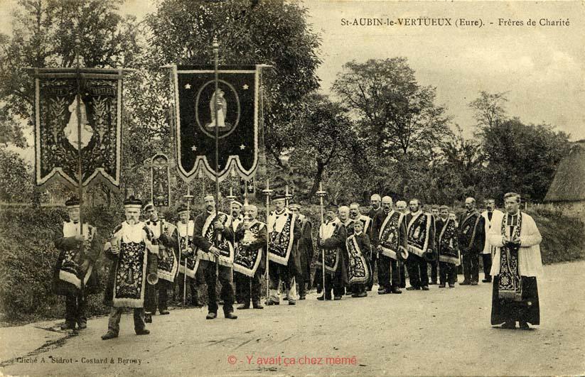 St-Aubin-le-Vertueux - Frères de Charité