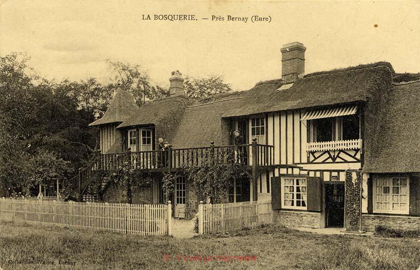 St-Aubin-le-Vertueux - La Bosquerie