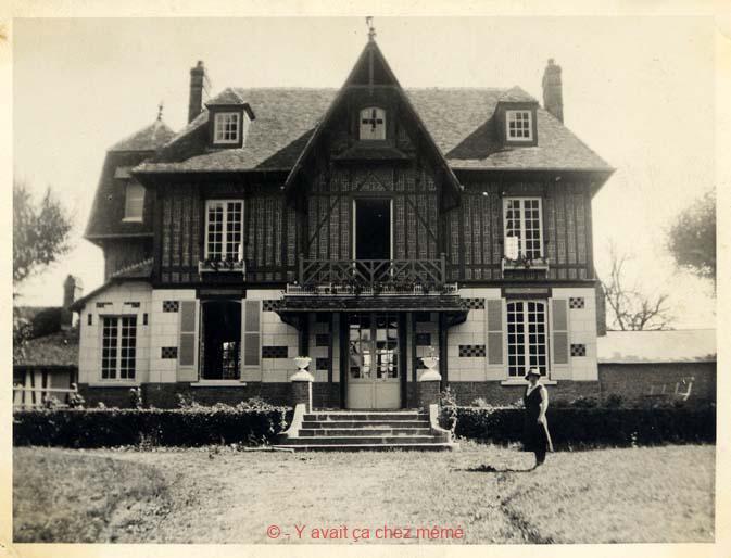 St-Aubin-le-Vertueux - Le manoir d'irlande