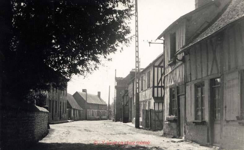 St-Clair-d'Arcey - Le village