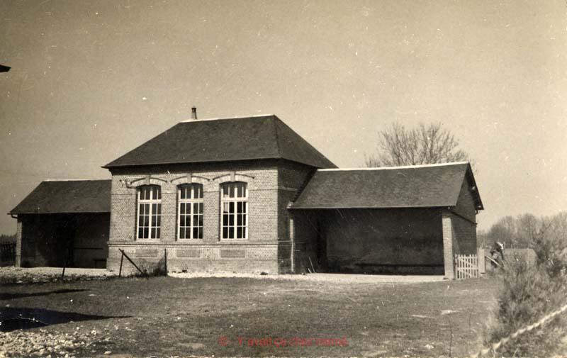 St-Clair-d'Arcey - L'école