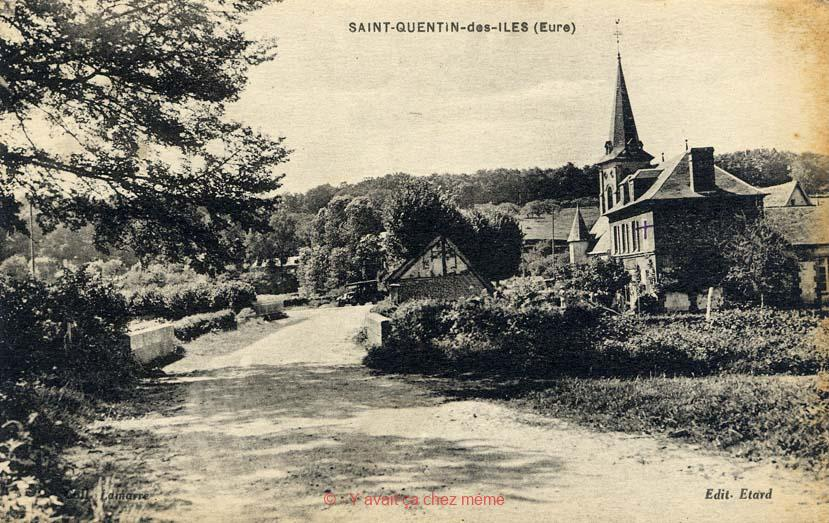 St-Quentin-des-Isles - Panorama