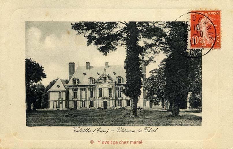 Valailles - Château du Theil
