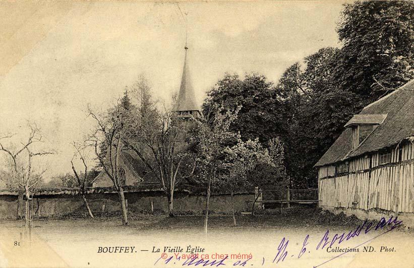 Bernay - Bouffey