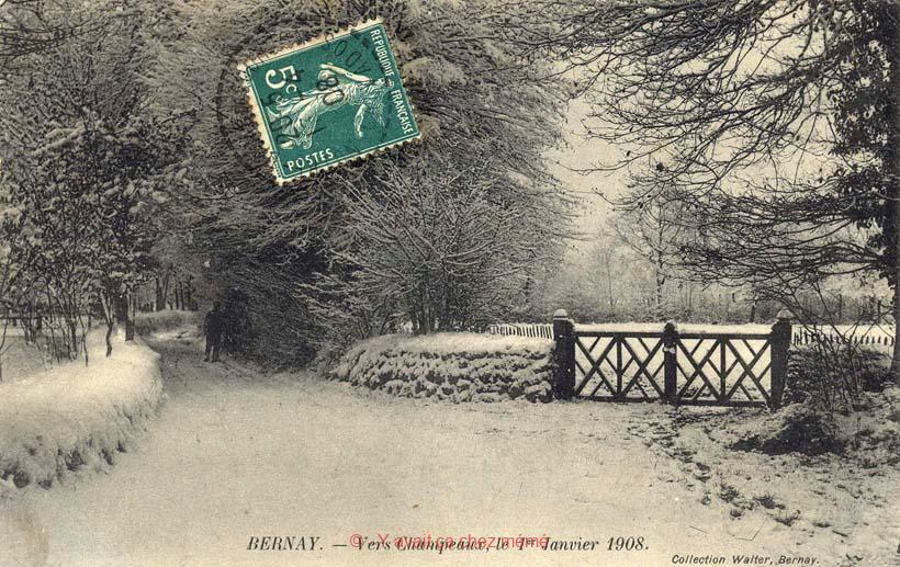 Bernay - Champeaux