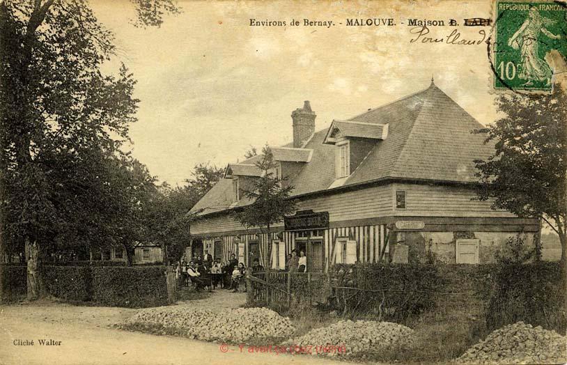 Bernay - Malouve