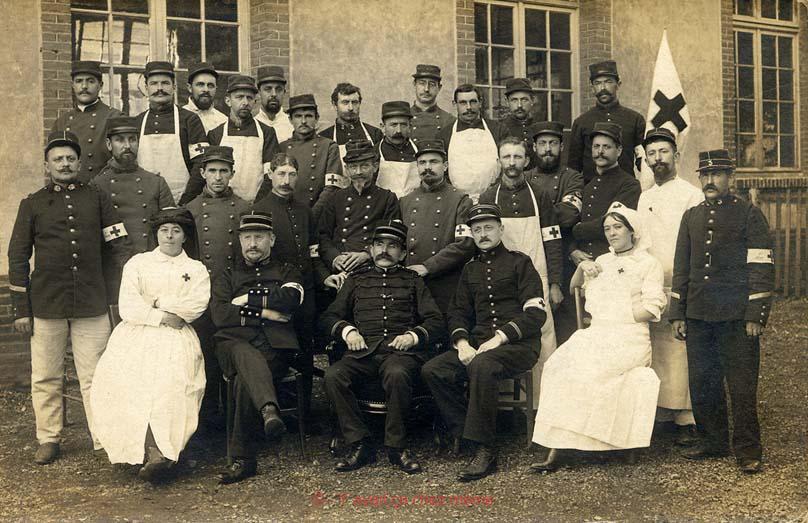 Bernay - Hôpital militaire (école jules ferry)