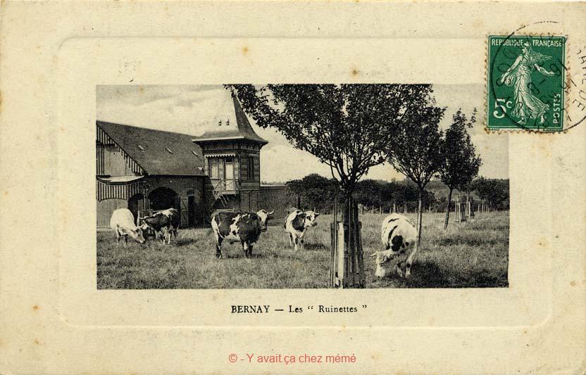 Bernay - Les Ruinettes