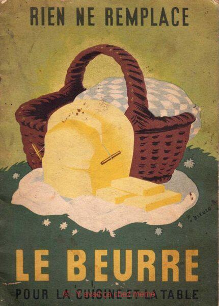 La laiterie - Rien ne remplace le beurre pour la cuisine et la table