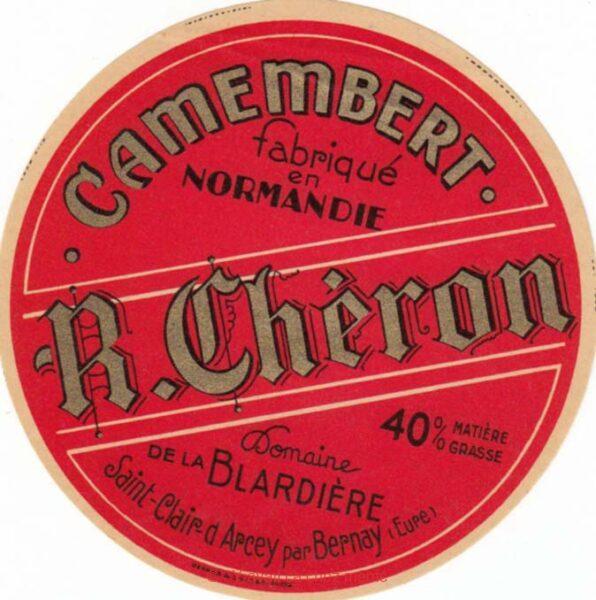 Camembert - Domaine de la Blardière (St-Clair-d'Arcey)