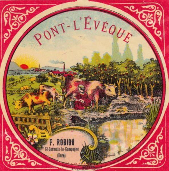 Pont-l'Évêque - F. Robiou (St-Germain-la Campagne)