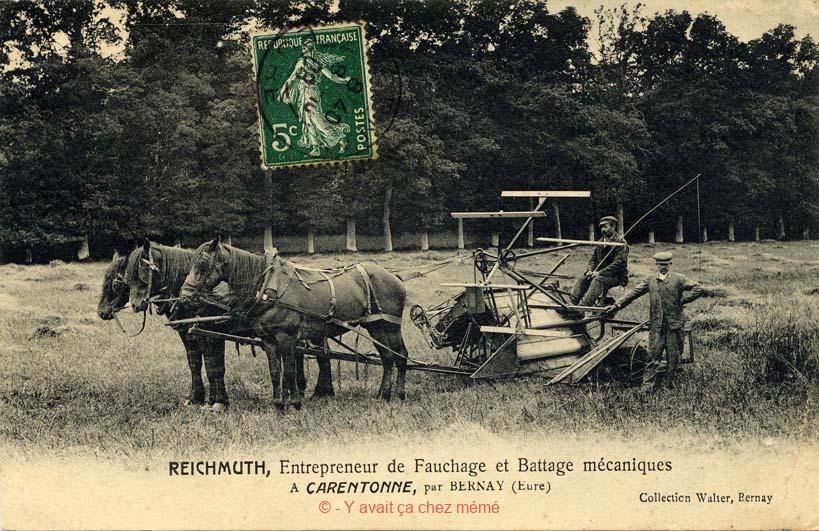 Bernay - Carentonne