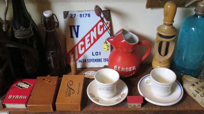 Café - Brûlots (tasses à café)