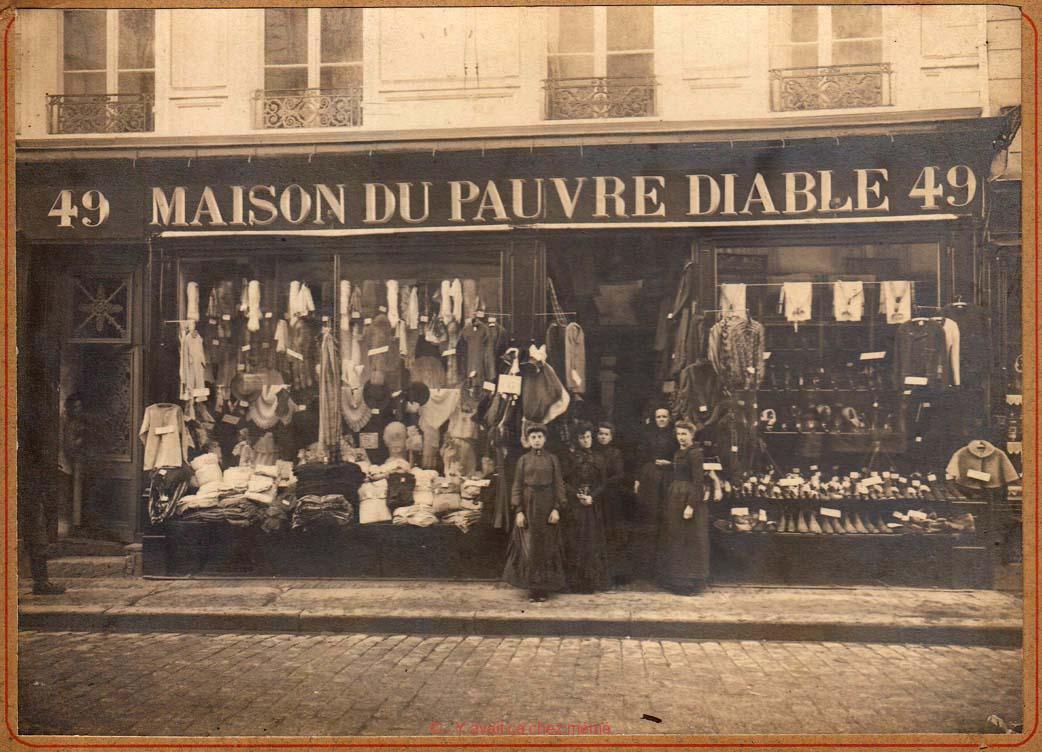 Bernay - Rue du général de Gaulle (49)