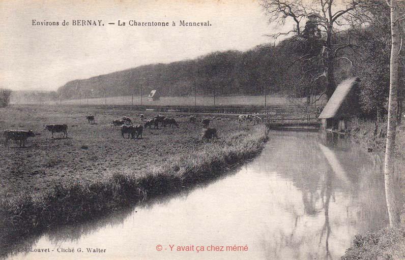 Menneval - La Charentonne