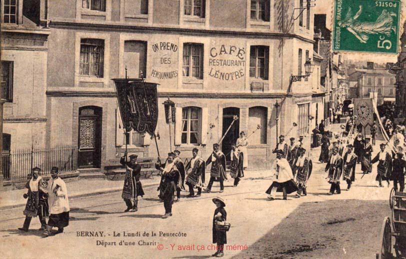 Bernay - Rue Maurice Lemoing (49)