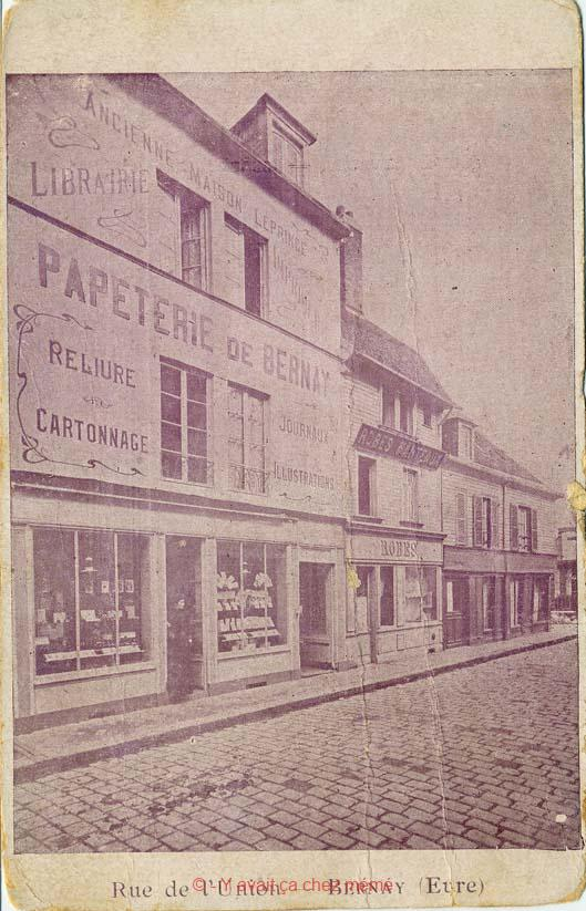 Bernay - Rue de l'Union (13)