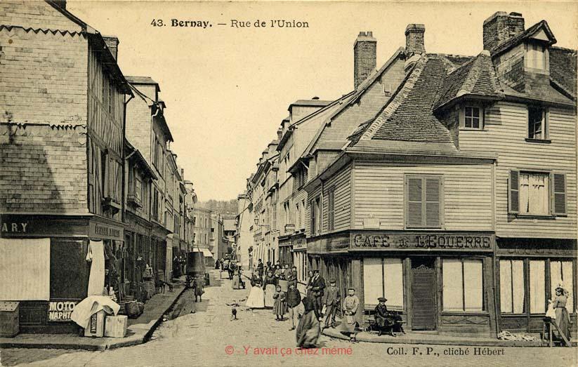 Bernay - Rue de l'Union (20)