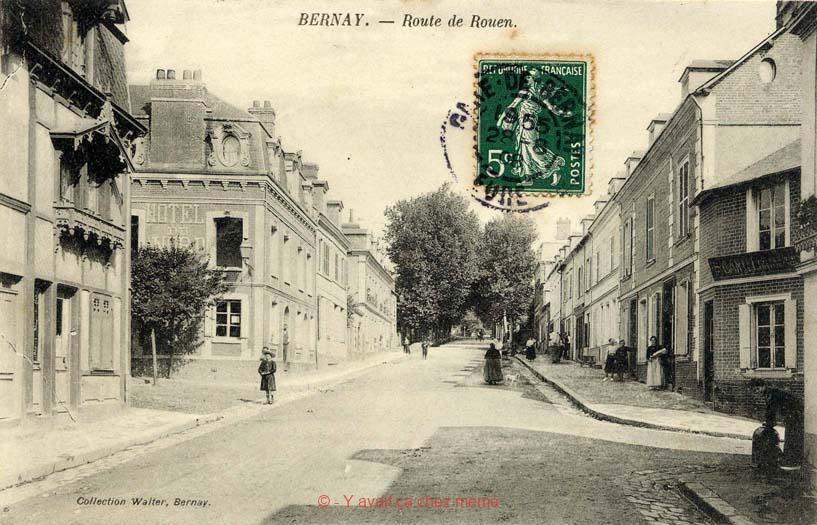 Bernay - Rue de Rouen (25)