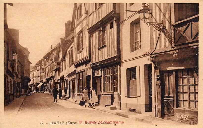 Bernay - Rue Gaston Folloppe (26)