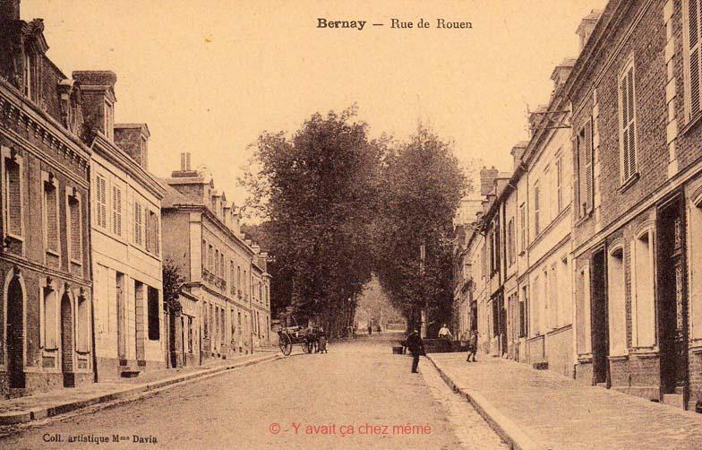 Bernay - Rue de Rouen (29)
