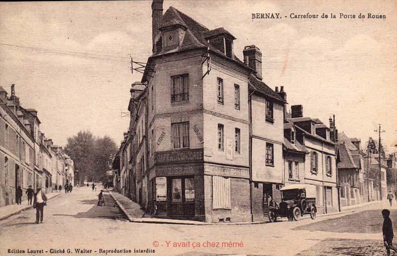 Bernay - Rue de Rouen (3)