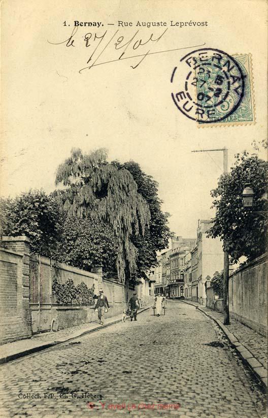 Rue Auguste Le Prévost (16)
