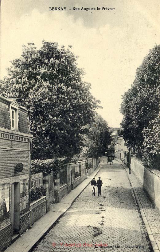 Rue Auguste Le Prévost (18)