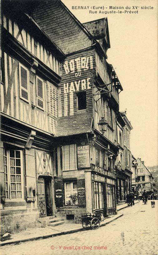 Rue Auguste Le Prévost (8)