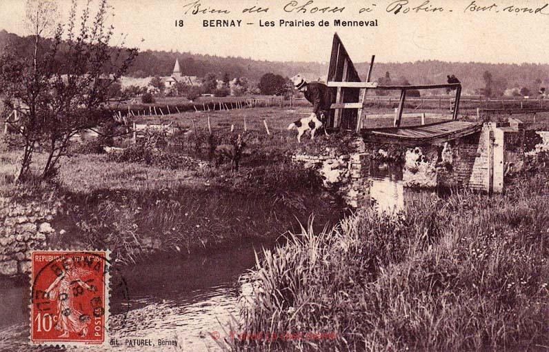 Les prairies de Menneval