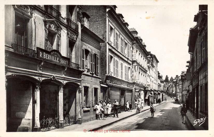 Rue du Général Leclerc